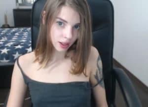 Se masturbando gostoso na webcam